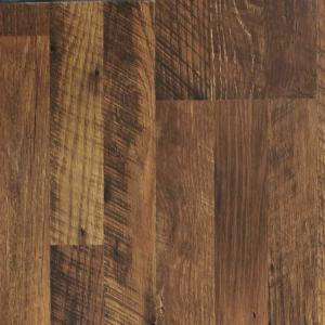 Pergo xp homestead oak 10 mm thick x 7 1 2 in wide x 47 1 - Laminate or wood flooring ...