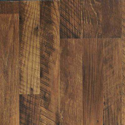 XP Homestead Oak 10 mm Thick x 7-1/2 in. Wide x 47-1/4 in. Length Laminate Flooring (19.63 sq. ft. / case)