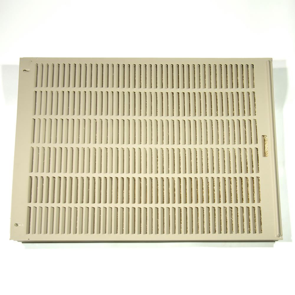 33-1/4 in. x 35-15/16 in. Louvered Side Assembly for 5000 DD/5000