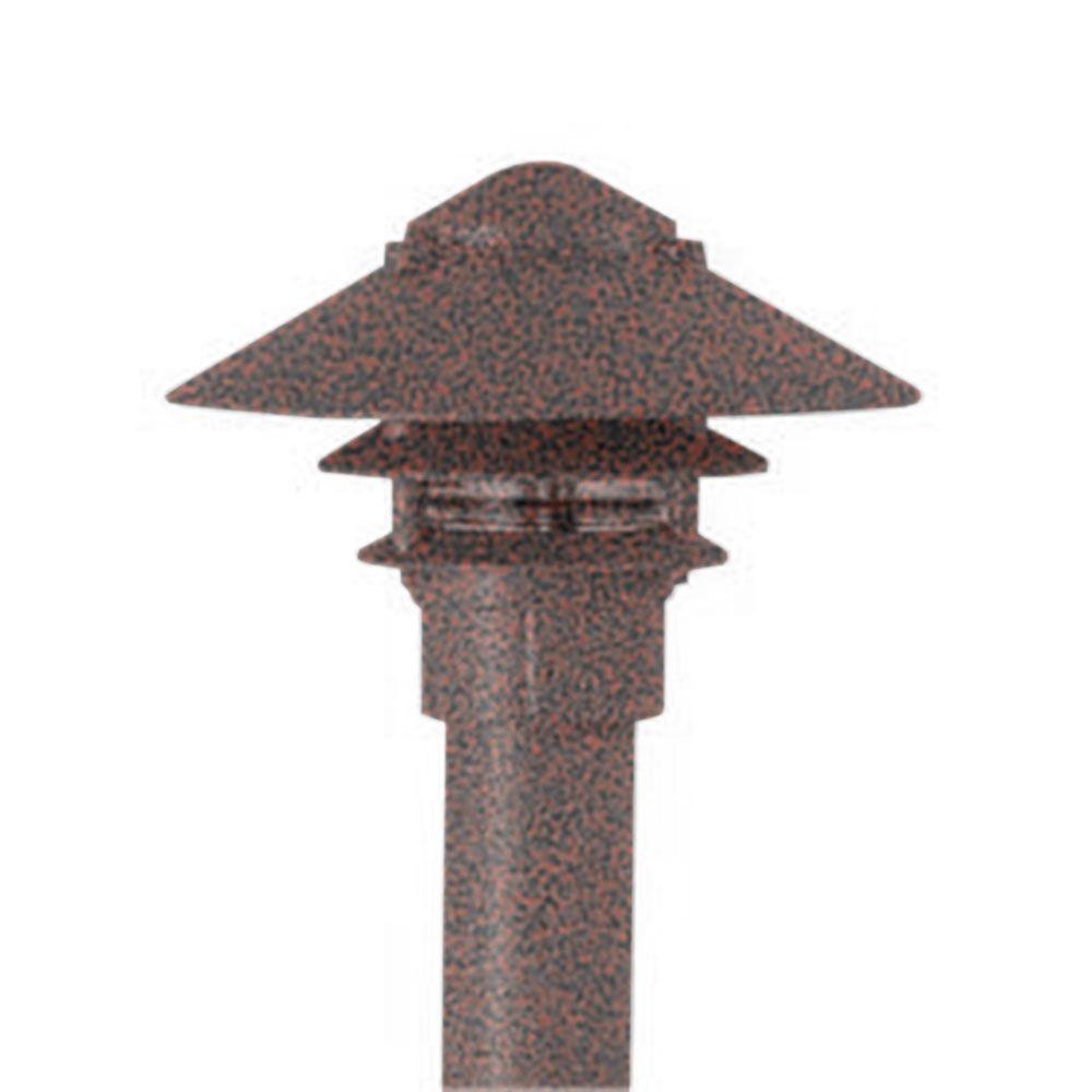 Filament Design Centennial Outdoor LED Rust Area Light