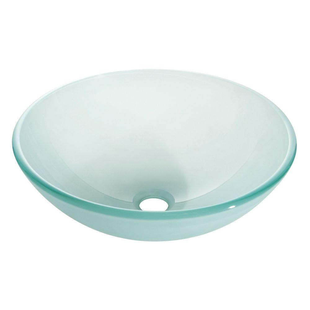 Delicieux Avanity Vessel Sink In Frosted