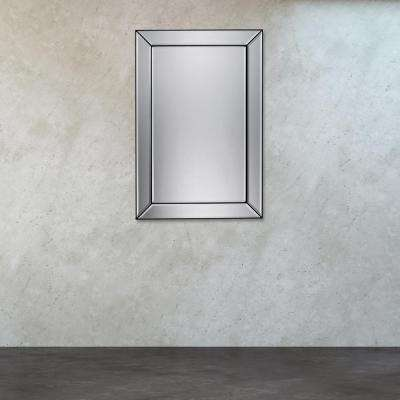 Rangely 36 in. x 24 in. Beveled Mirror