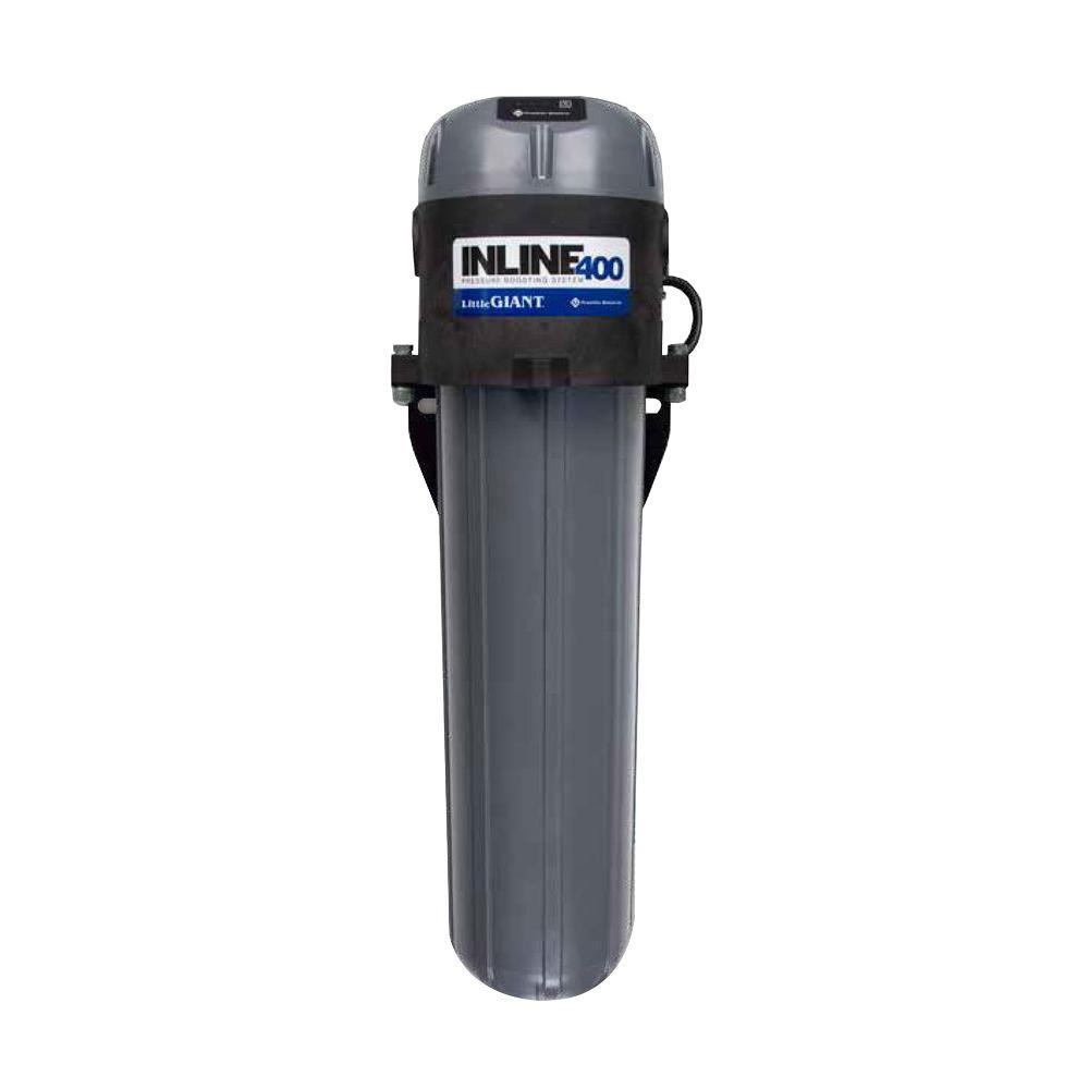 Inline 400 1/3 HP 115-Volt Booster Pump