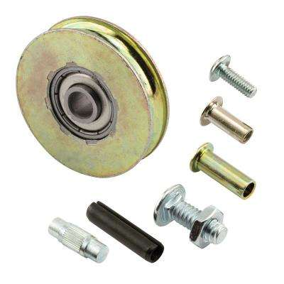 1-1/2 in. Patio Roller Kit (2 per package)