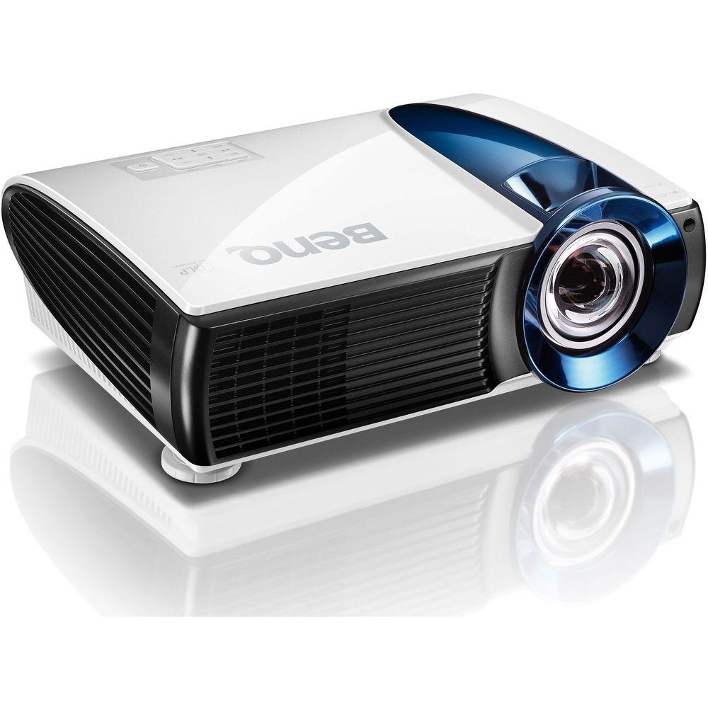 BenQ 1280 x 800 DLP Projector with 2000 Lumens-DISCONTINUED