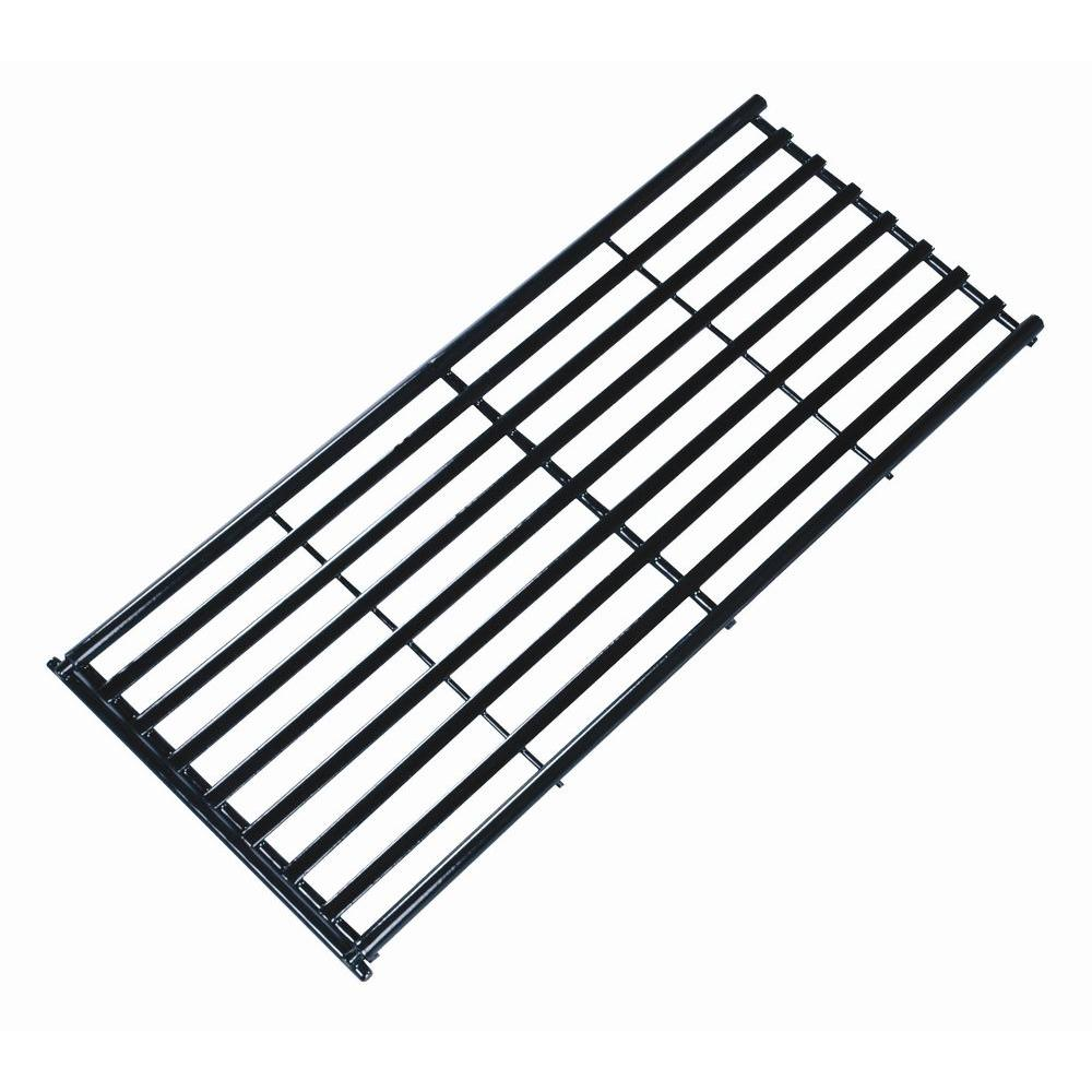 Char-Broil Pro Sear Adjustable Porcelain Coated Steel Cooking Grate (17-1/2 to 19 in. L)