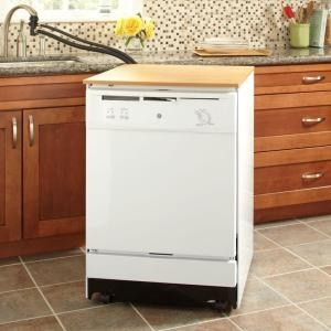 Incroyable +5. GE Convertible Portable Dishwasher ...