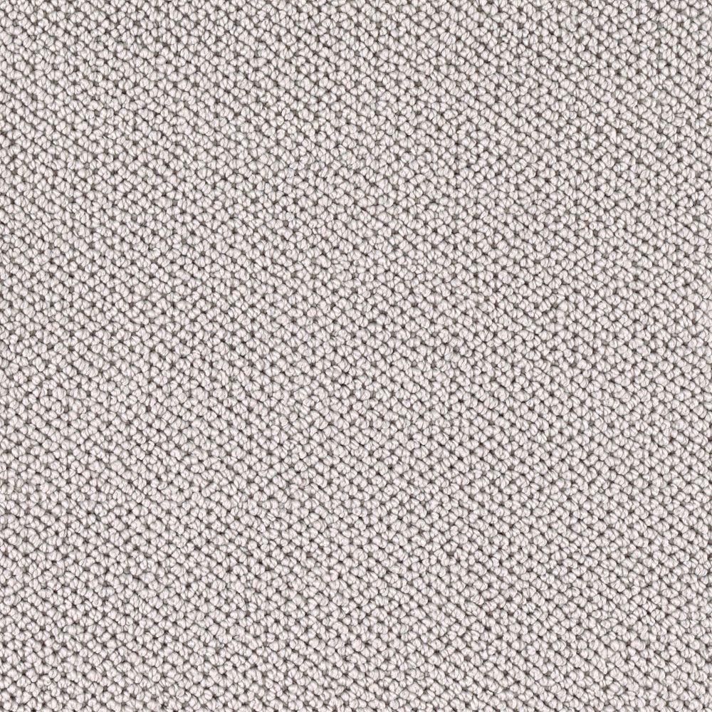 Carpet Sample - Priority - Color Raindrop Loop 8 in x 8 in