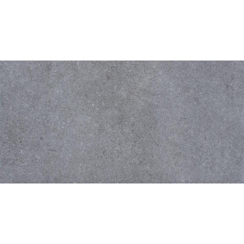 MS International Style Gris 12 in. x 24 in. Glazed Porcelain Floor and Wall Tile (16 sq. ft. / case)