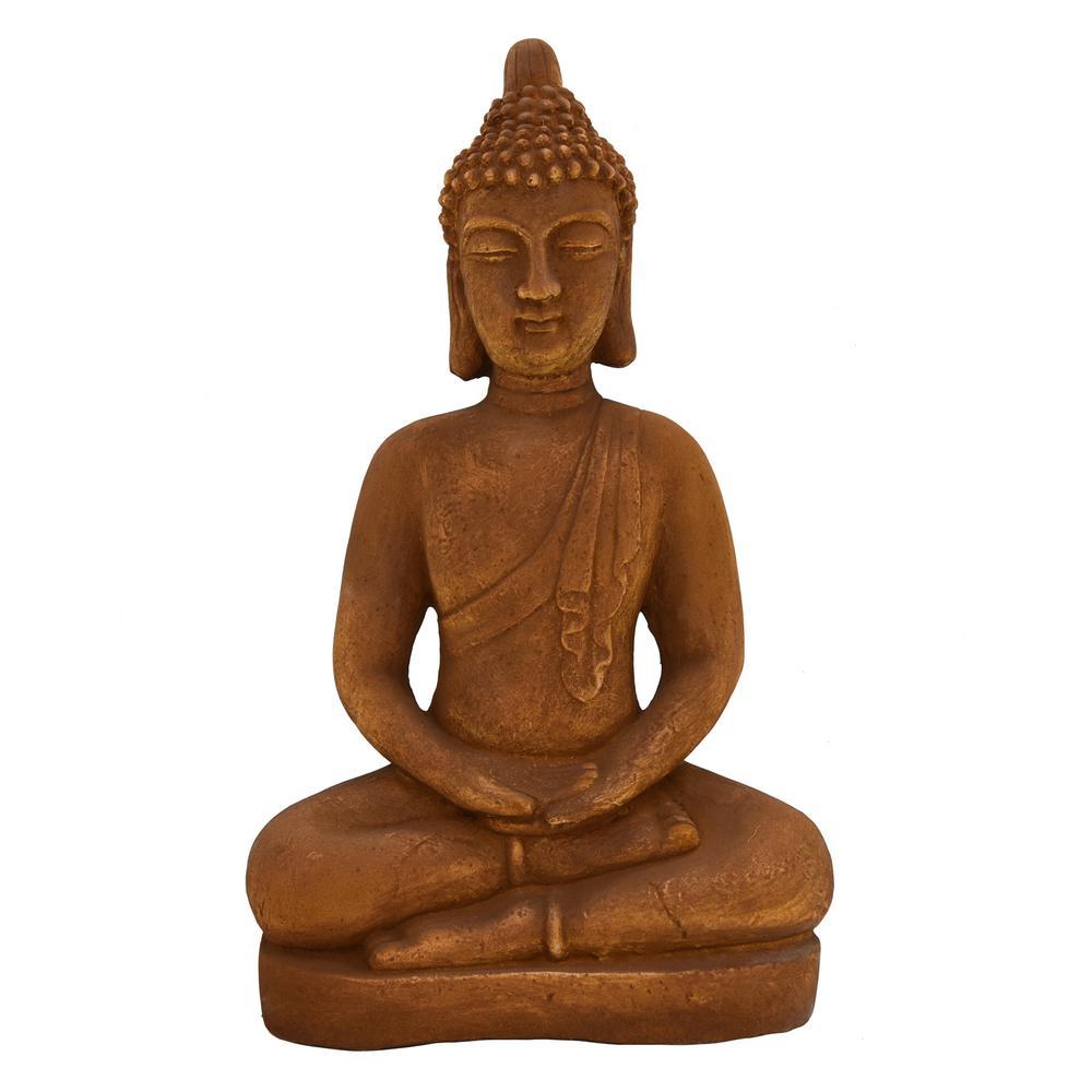 26.25 in. Buddha Figurine