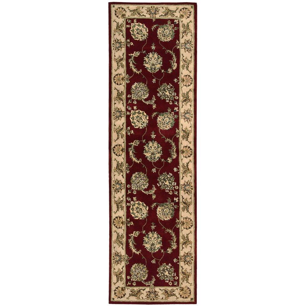2000 Lacquer 2 ft. 3 in. x 8 ft. Rug Runner
