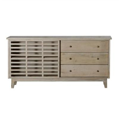 Bessboro Collection Natural Console Table