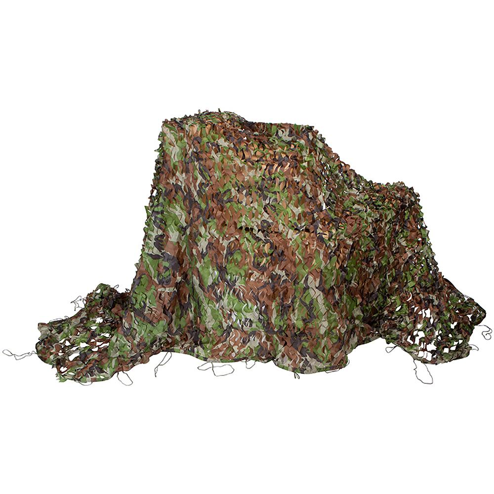 13 ft. x 5 ft. Camouflage Hunting and Tactical Net