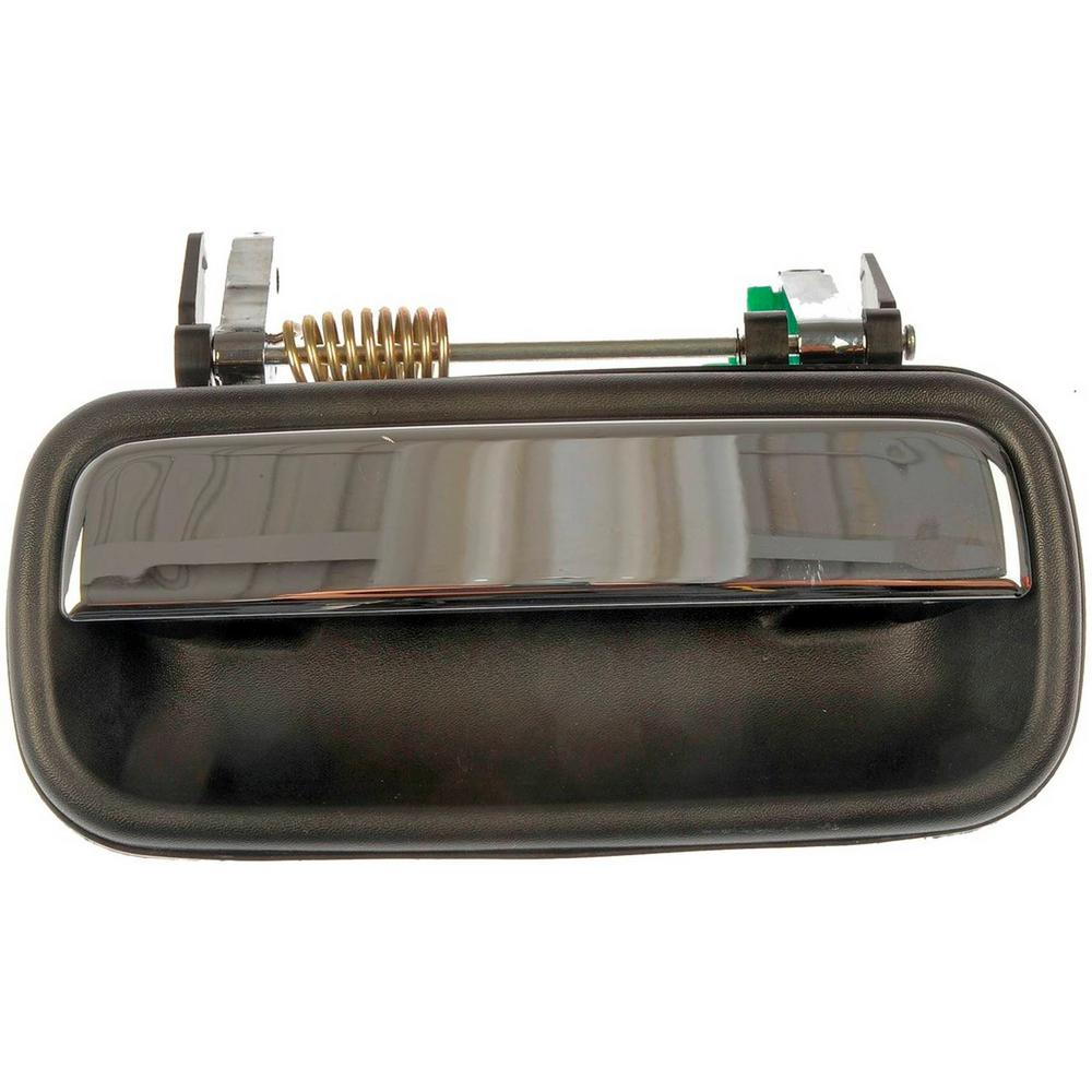 Outside Door Handle Front  with key hole 04-08 Sienna 05-12 Tacoma Black