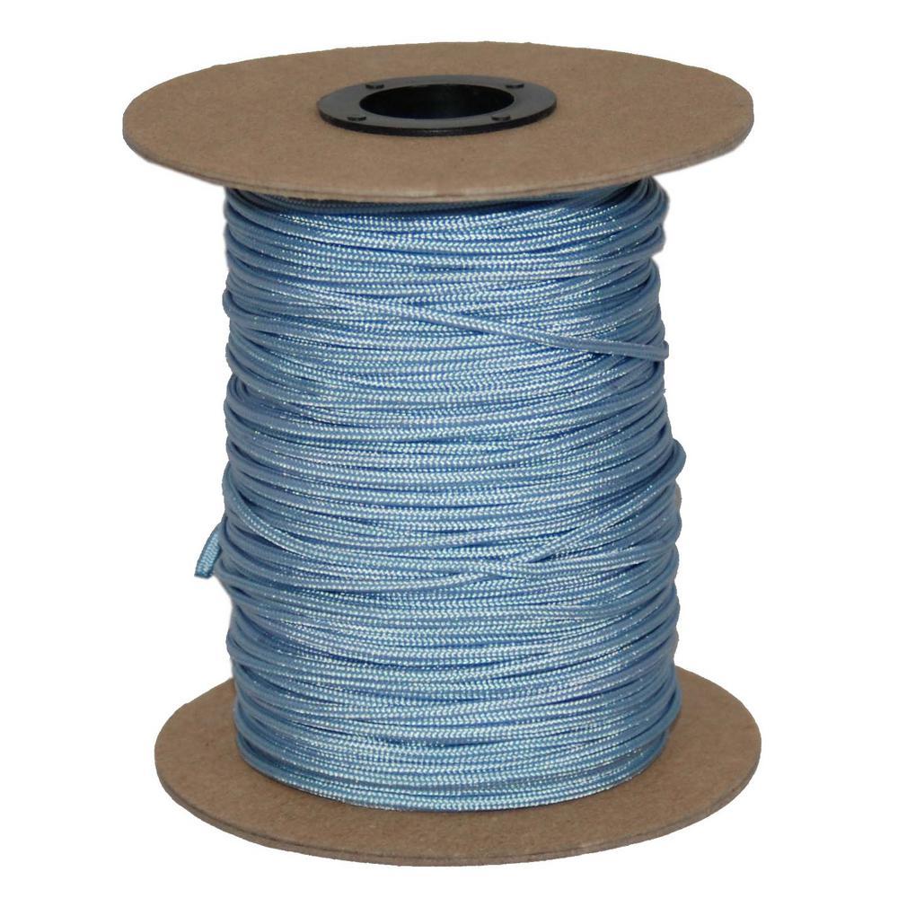 #2-3/4 Crosslace 300 ft. - Carolina Blue