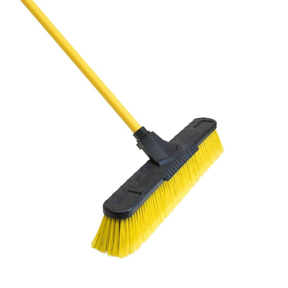 Reviews For Quickie Bulldozer 24 In Multi Surface Fiberglass Push Broom 639jsfg The Home Depot