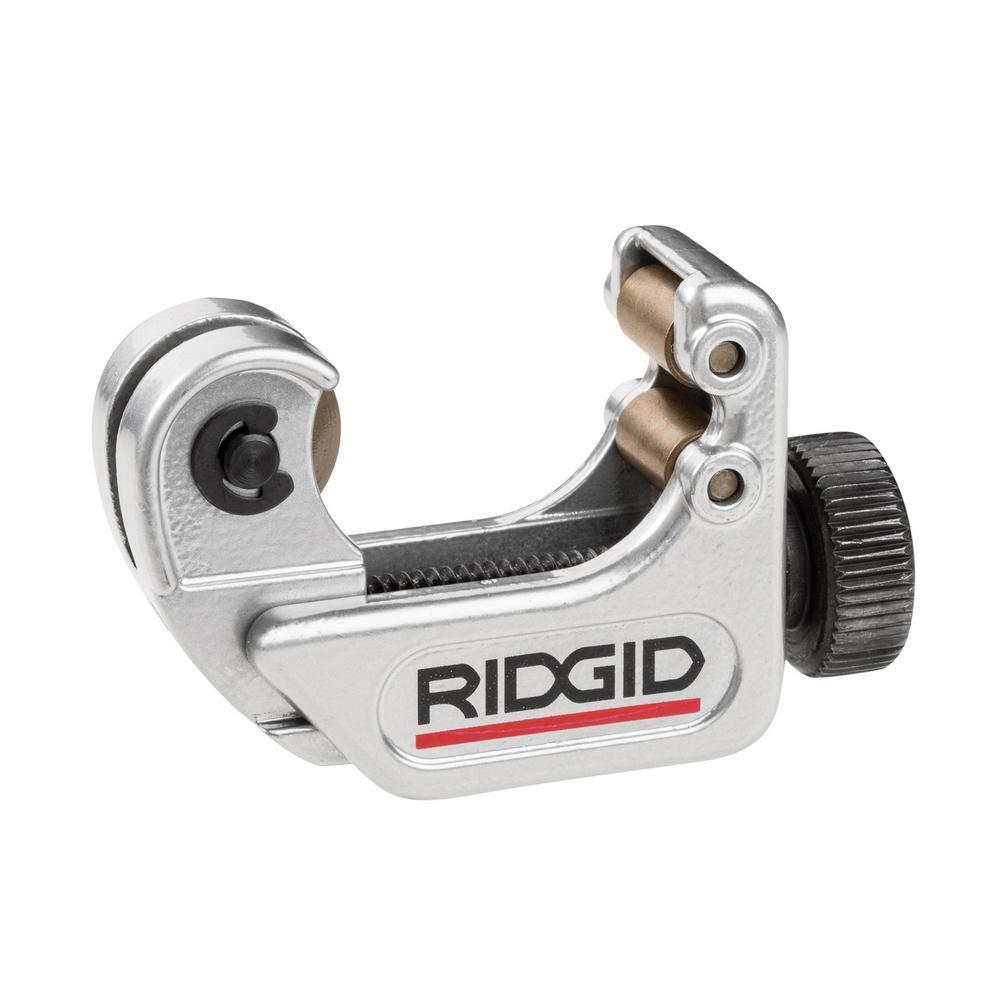 "15//16/"" USED Rigid Plumbing copper//tubing mini cutter tool model 104 cuts 3//16/"""