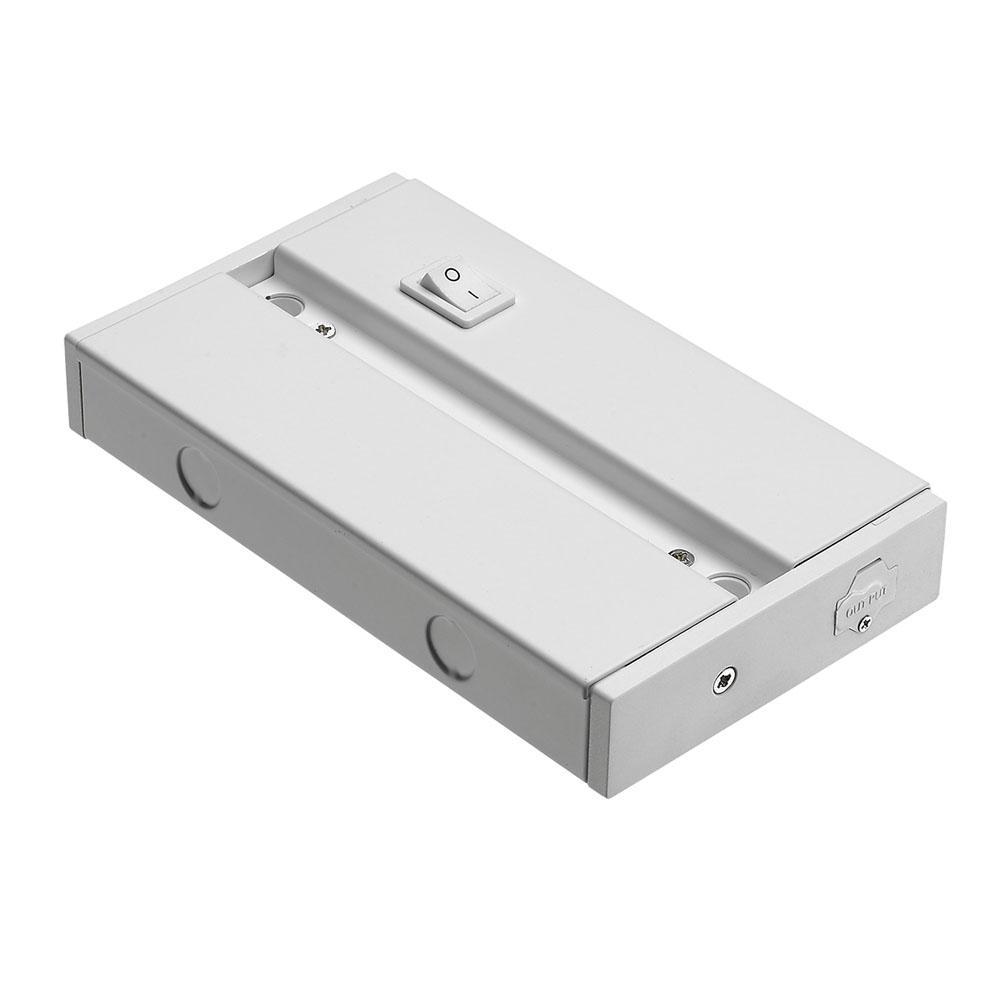 Junction Box, White