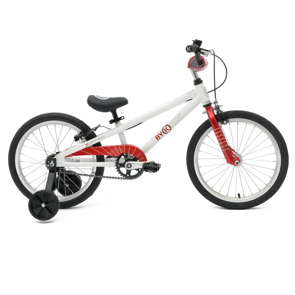E-350 18 in. Wheels, 8 in. Frame Red Kid's Bike