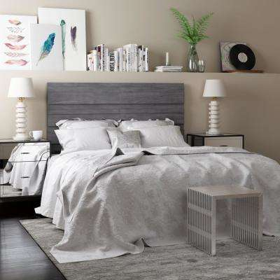 Cavin Old Gray Queen Headboard