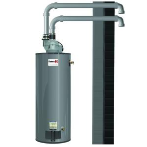 Perfect Fit 50 Gal. 3-Year 65,000 BTU Low NOx Natural Gas Powered Direct Vent Water Heater by Perfect Fit
