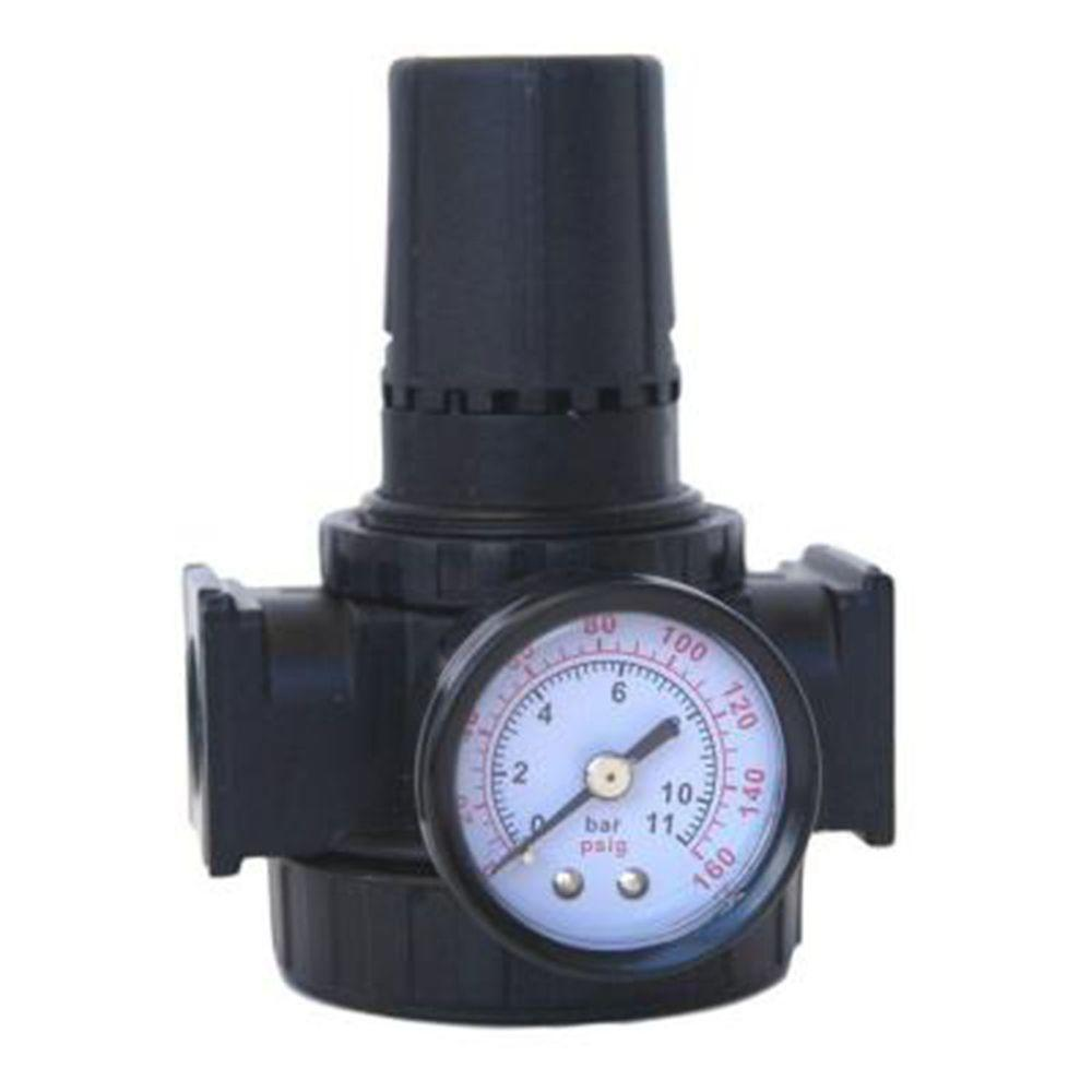 3/8 in. NPT Regulator with Gauge