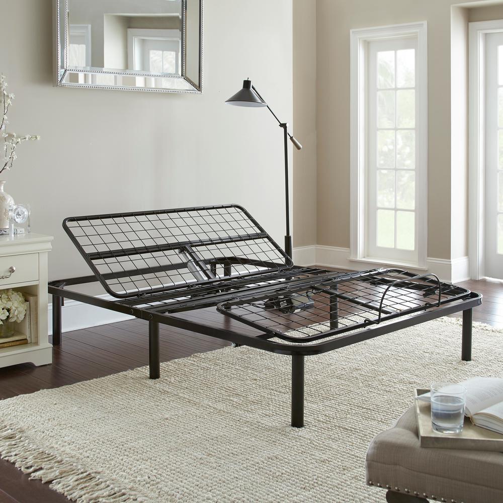 Silver Rest Queen Adjustable Bed Frame