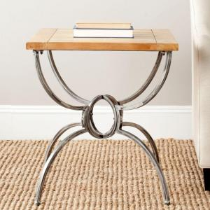 Safavieh Alvin Natural End Table by