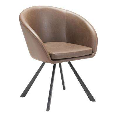 Barisic Espresso Dining Chair