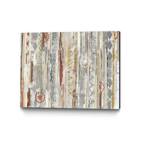 Clicart 14 In X 11 In Star Dust Ii By Maya Woods Wall Art Pimw100 1411mm The Home Depot