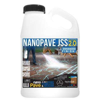 10 lb. NanoPave JSS Gloss 2-in-1 Joint Stabilizer and Sealer Bottle