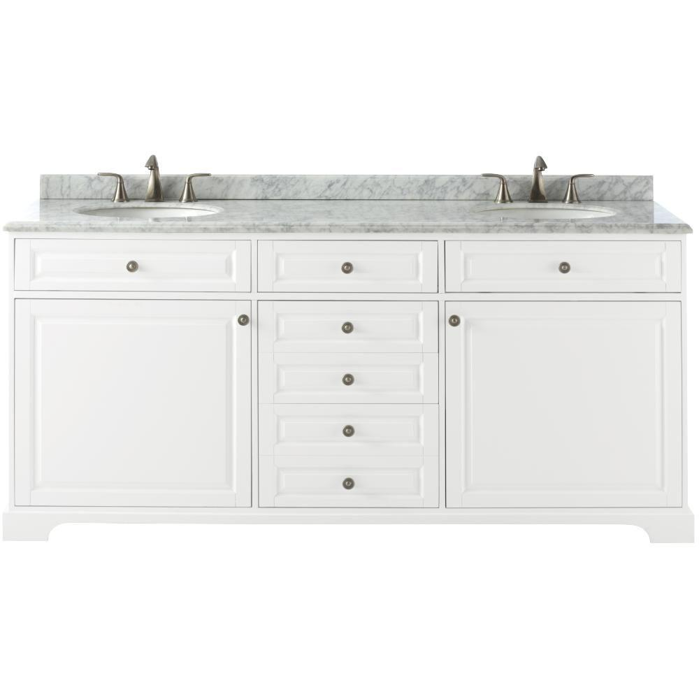 htm matching twi vanity caroline white sink bathgems com d double mirror with