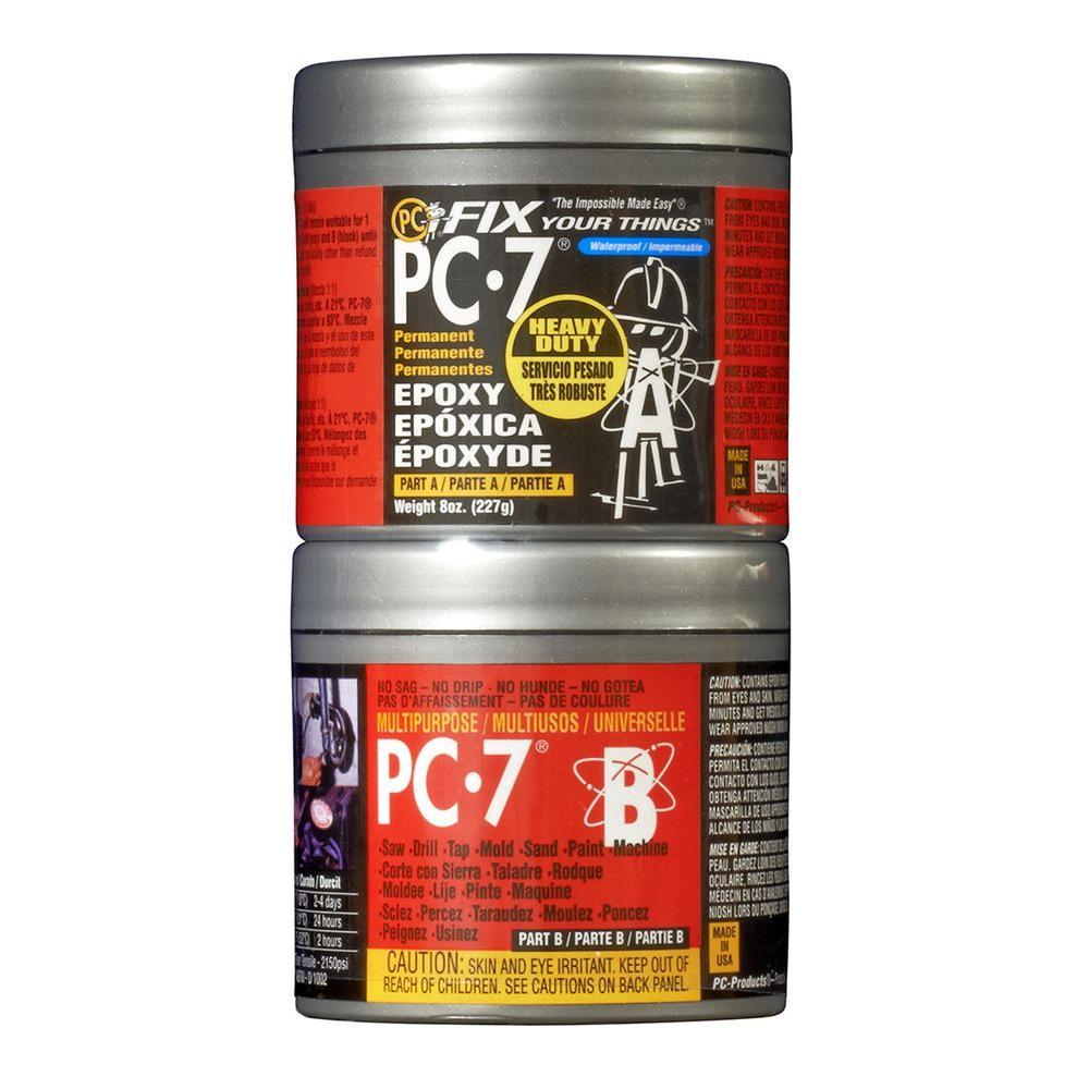 PC Products PC-7 1/2 lb. Paste Epoxy