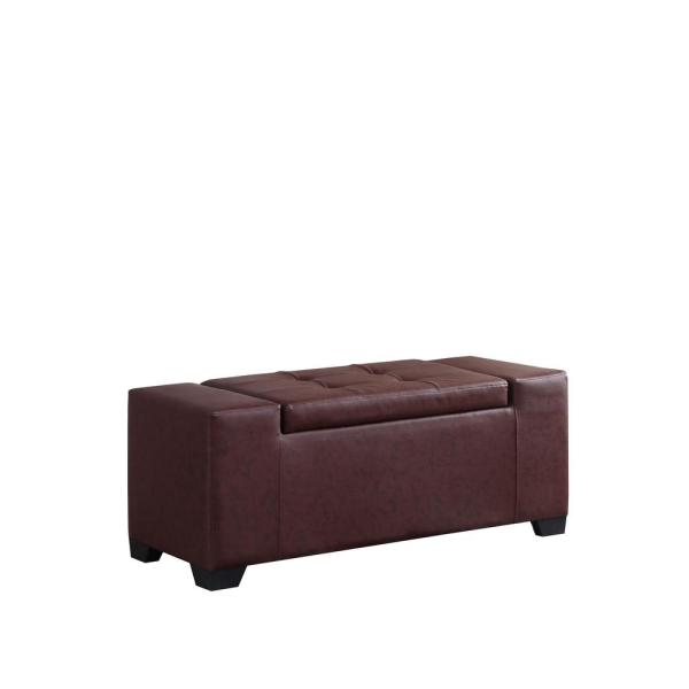 ORE International HB red/burgundy Bench
