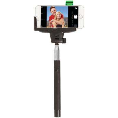 iPhone 4/5/5s/6 4.7 in./6s and Samsung Galaxy S Iii/4 Selfie Stick with Bluetooth Shutter