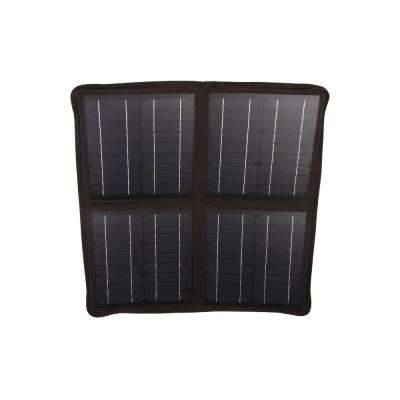 KaliPAK 40-Watt 24 in. FlexBow Solar Panel with Daisy Chain Connector