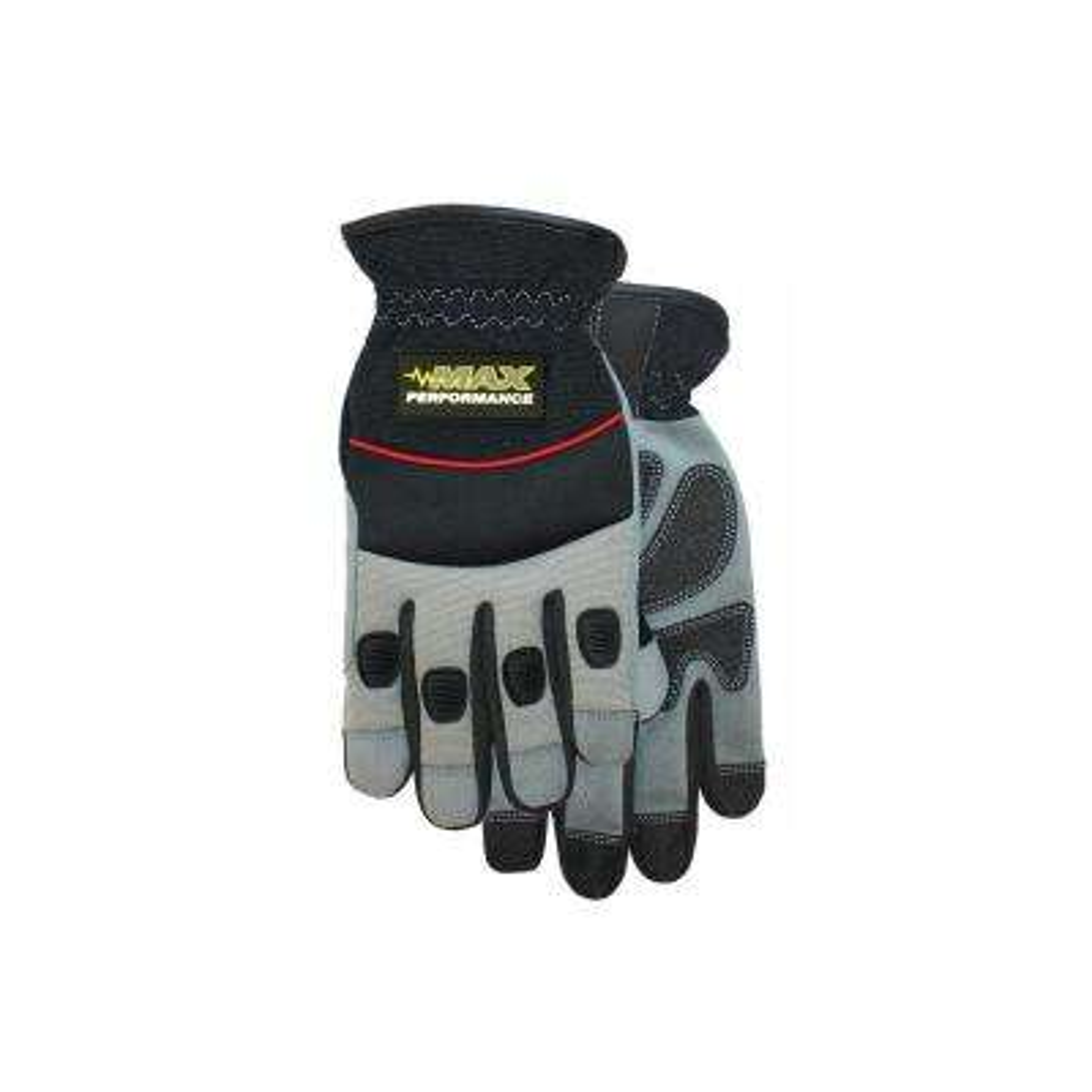 Syn LP PVC Sure Grip Palm Open Cuff