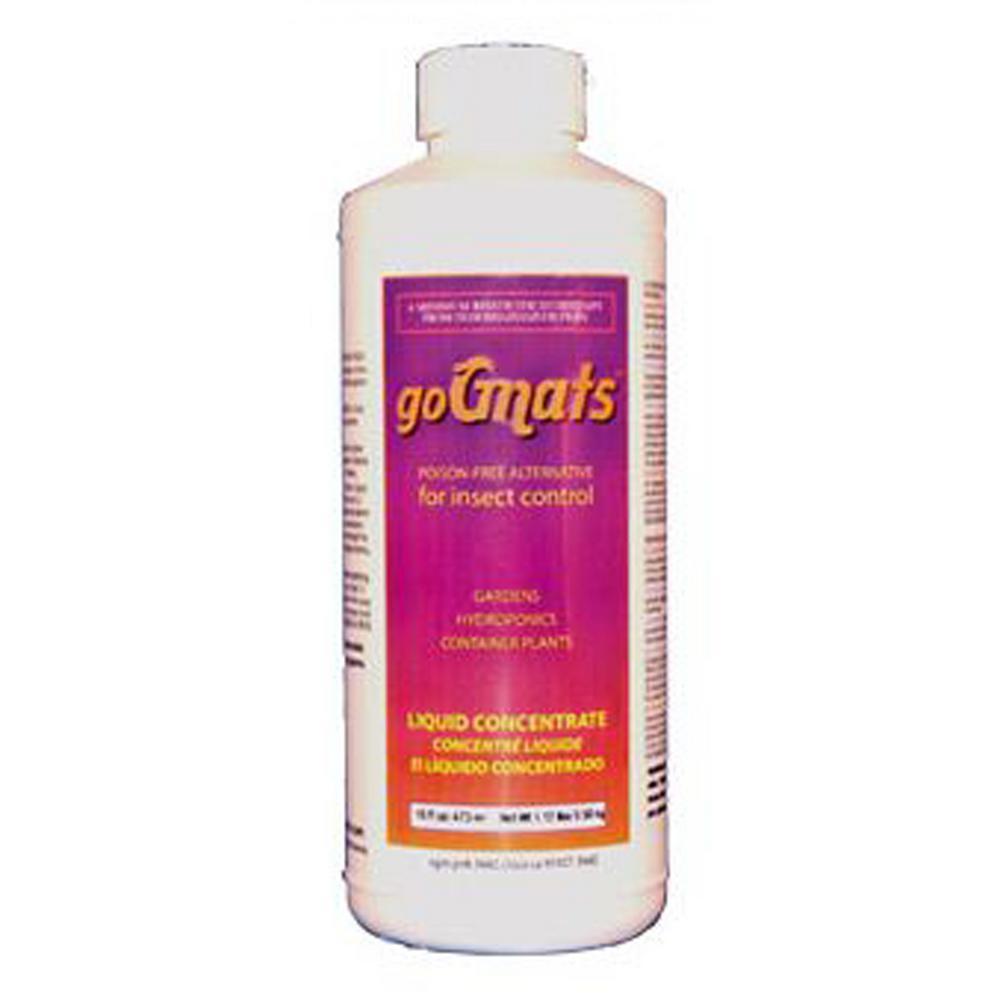 16 oz. goGnats Liquid Poison-Free Pest Control Concentrate