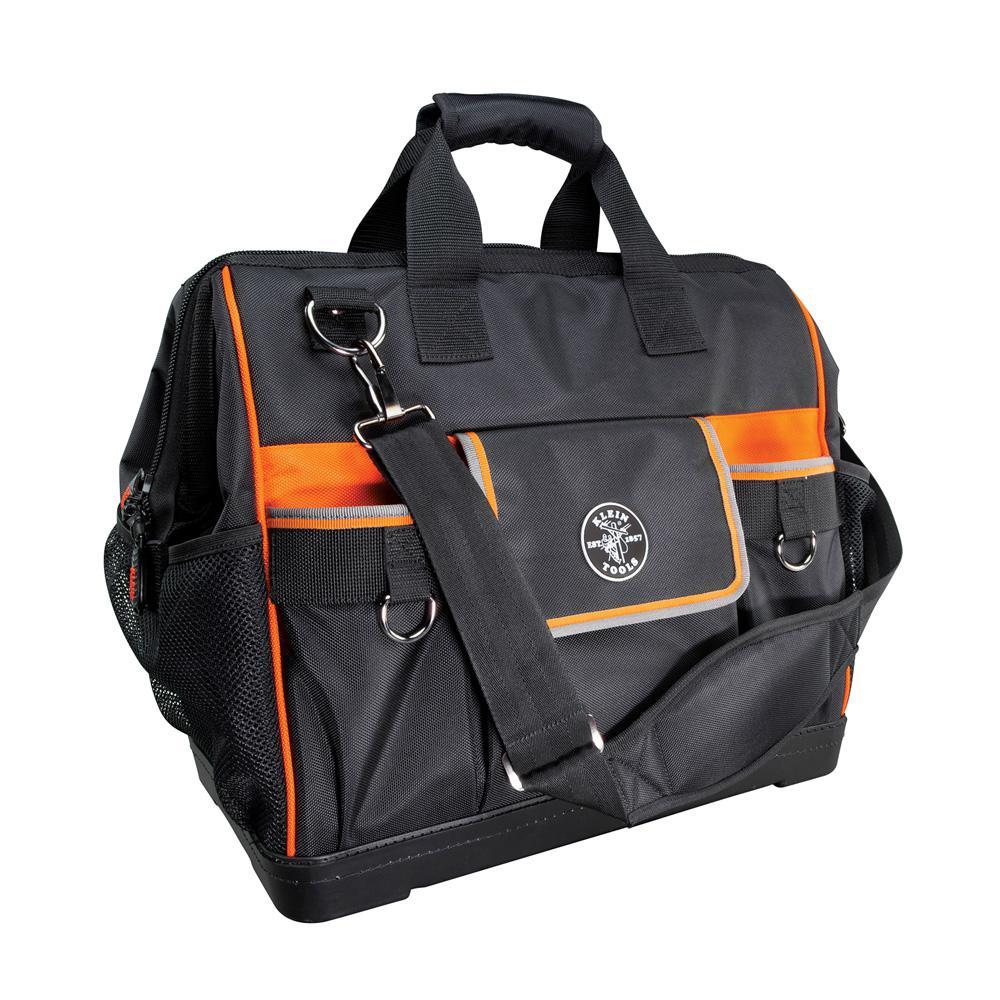 Klein Tools Tradesman Pro 17.5 in. Wide-Open Tool Bag