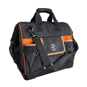 Klein Tools Tradesman Pro 17.5 inch Wide-Open Tool Bag by Klein Tools