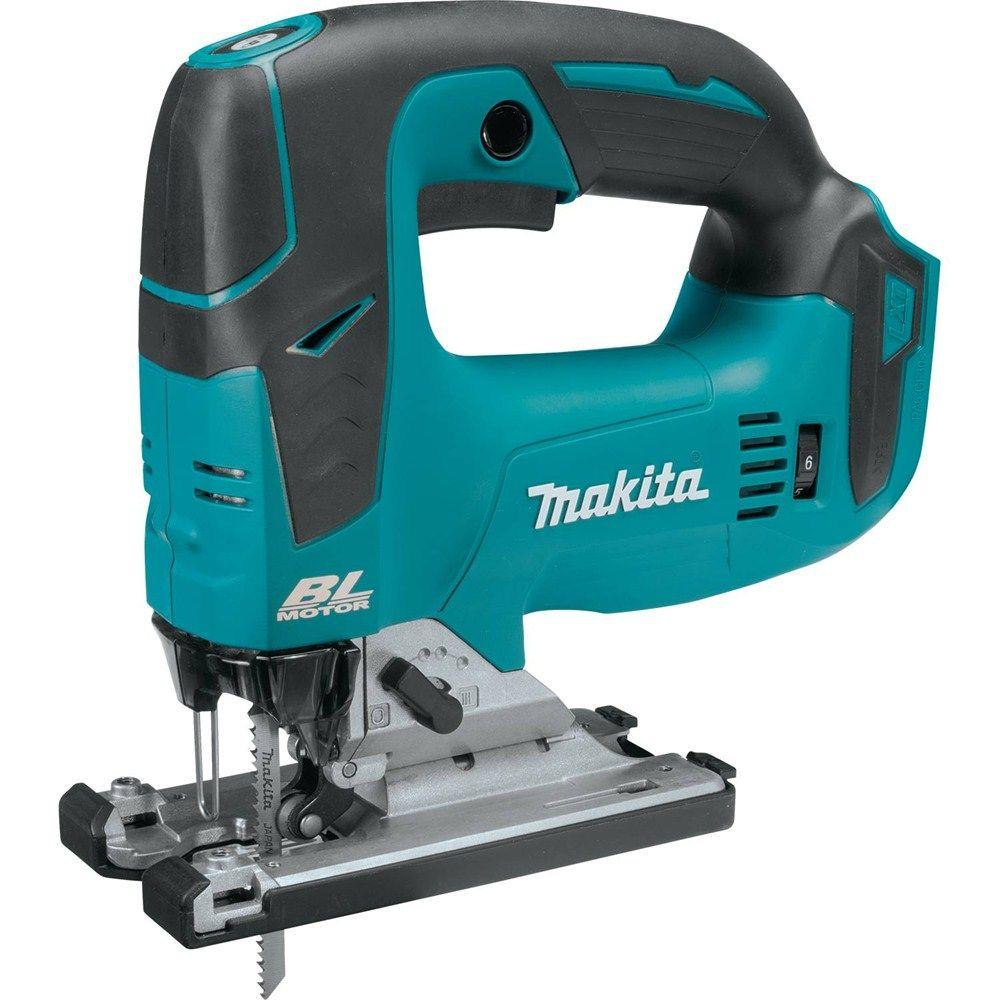 Makita 18-Volt LXT Lithium-Ion Brushless Cordless Jig Saw (Tool-Only)