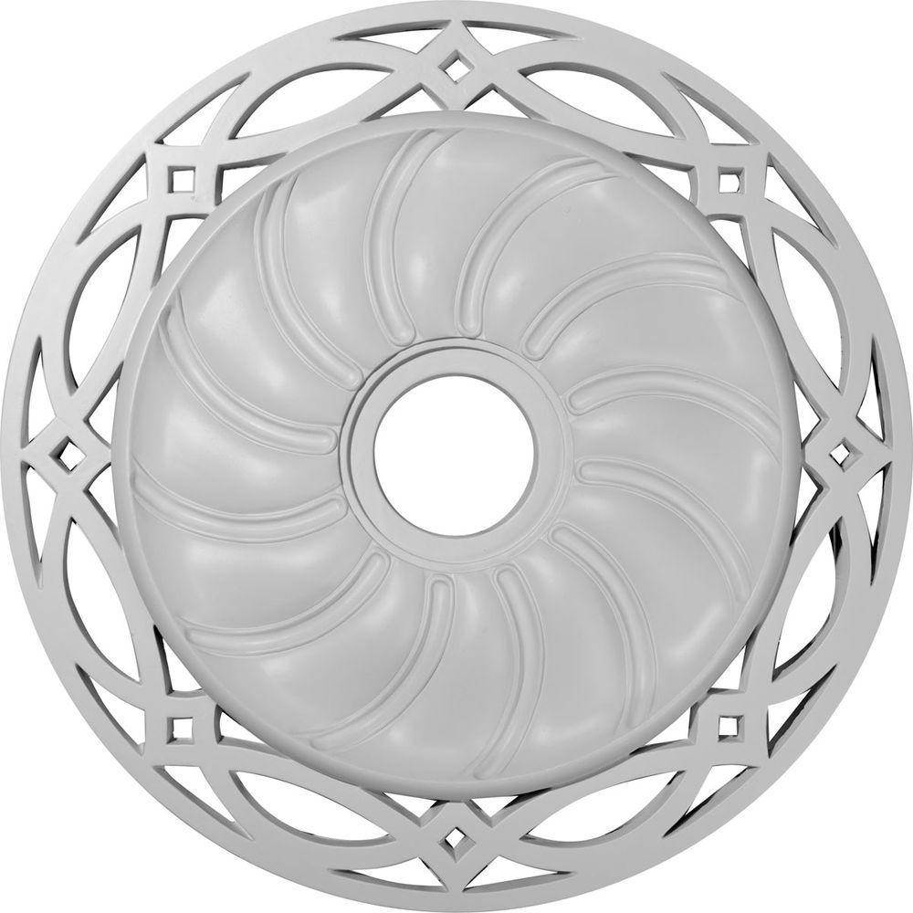 26-5/8 in. Loera Ceiling Medallion