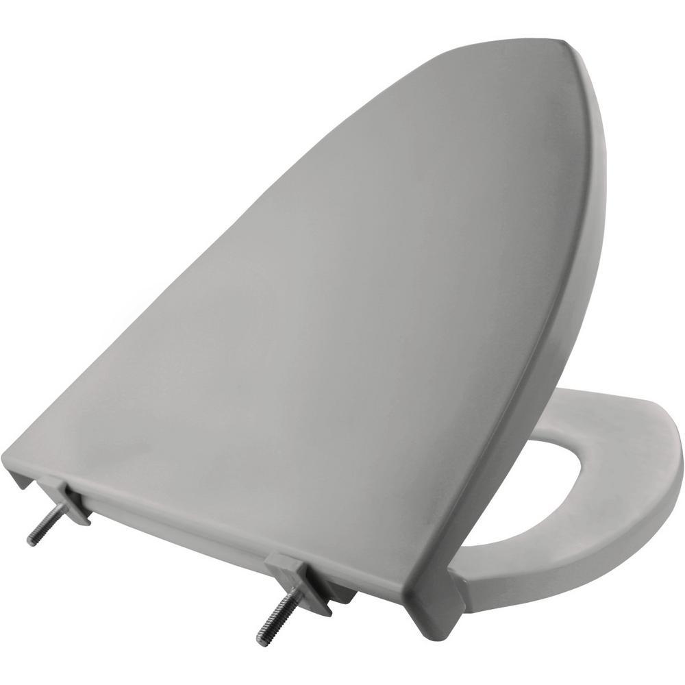 Super Elongated Closed Front Toilet Seat In Shell El270 363 The Creativecarmelina Interior Chair Design Creativecarmelinacom