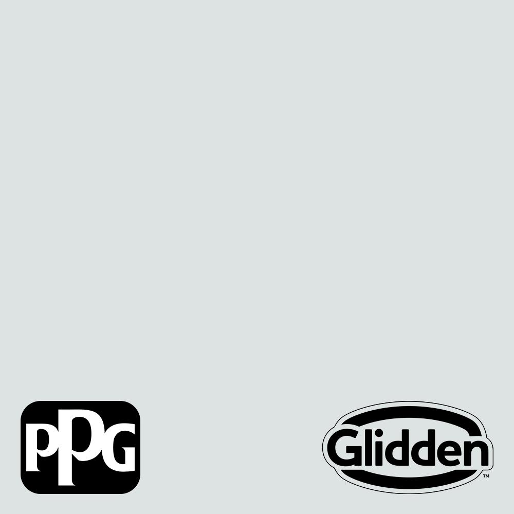 Glidden Premium 5 Gal Ppg1012 2 Inverness Gray Semi Gloss Interior Latex Paint Ppg1012 2p 05sg The Home Depot