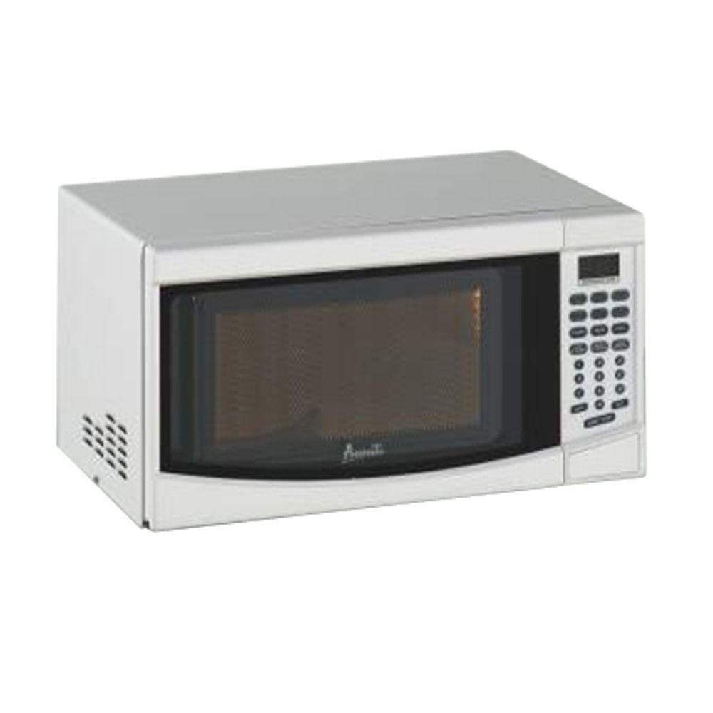 Countertop Microwave In White