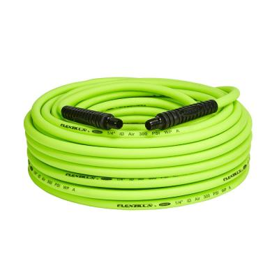 1/4 in. x 100 ft. Air Hose with 1/4 in. MNPT Fittings