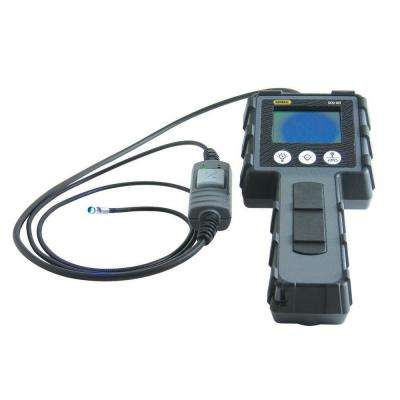 4.9 mm Dia High Performance Video Inspection Scope with Front and Side View Probe
