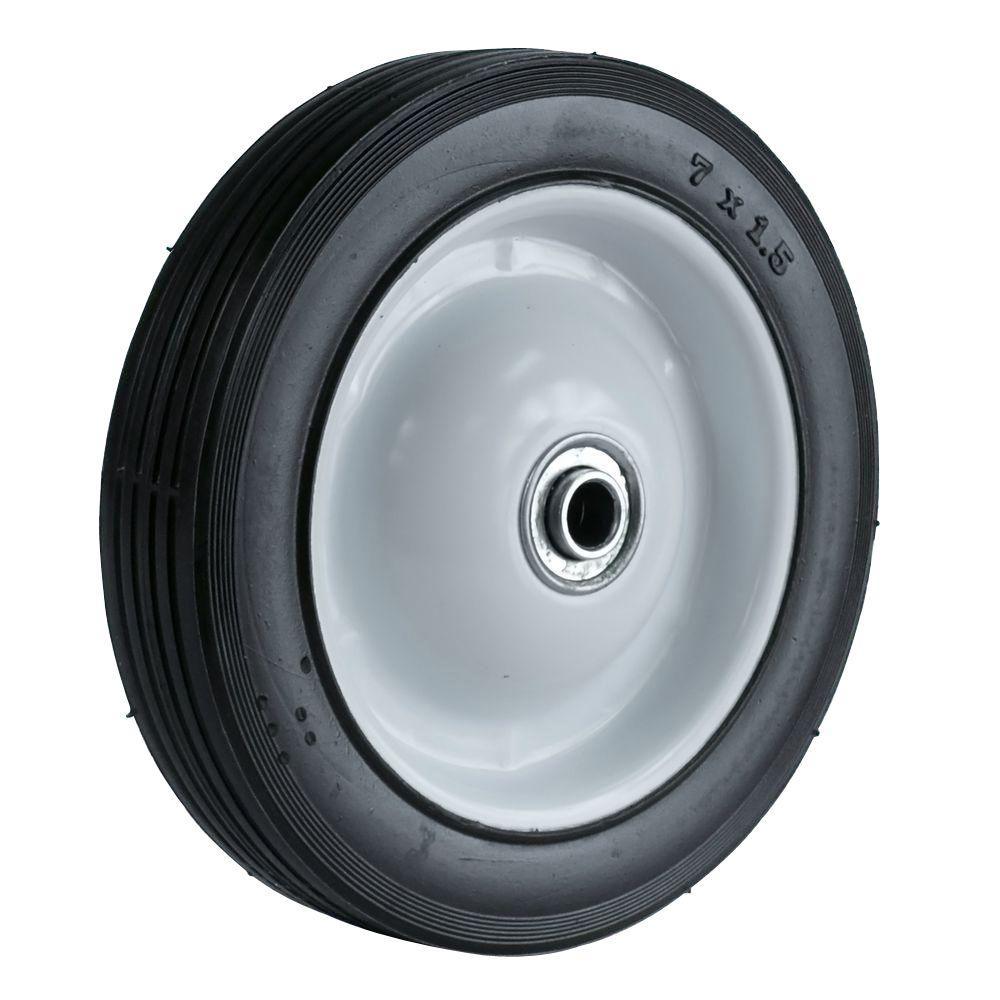 7X1.50 Light Duty Steel Wheel