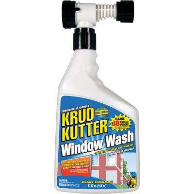 32 oz. Window Wash and Outdoor Cleaner
