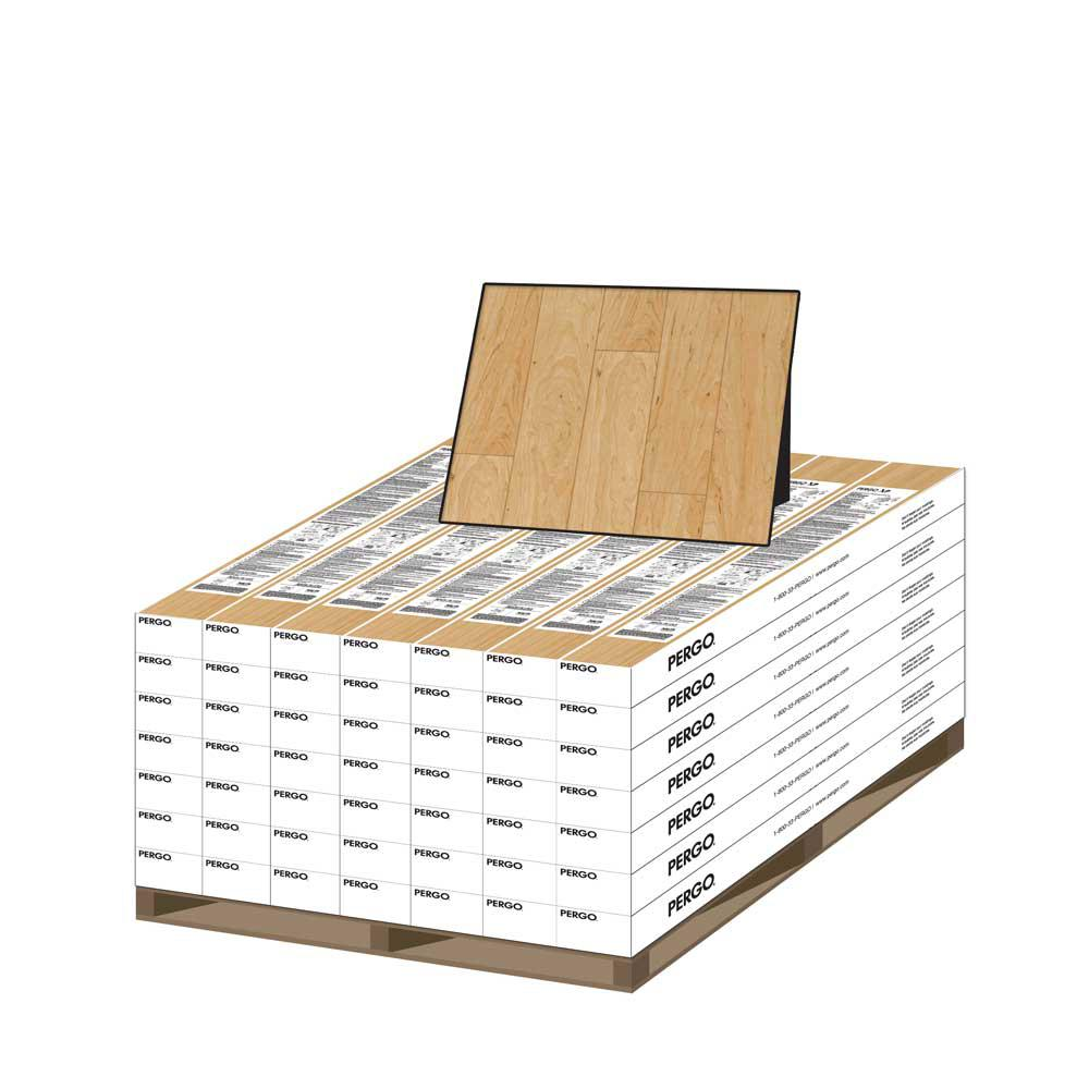 Pergo XP Vermont Maple 10 mm Thick x 4-7/8 in. Wide x 47-7/8 in ...